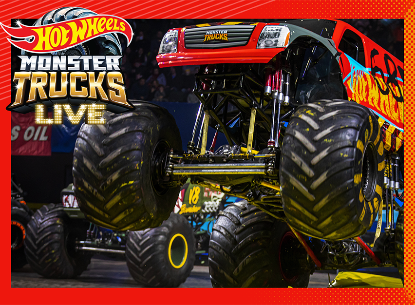 Hot Wheels Monster Trucks Live™