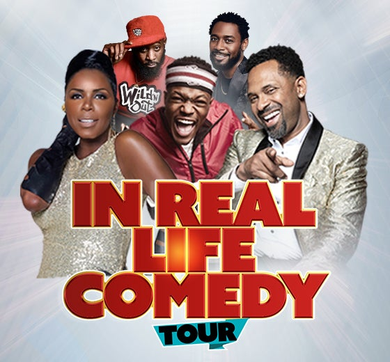 More Info for In Real Life Comedy Tour