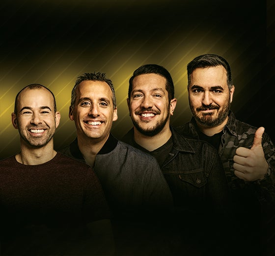 More Info for truTV's Impractical Jokers / NEW DATE