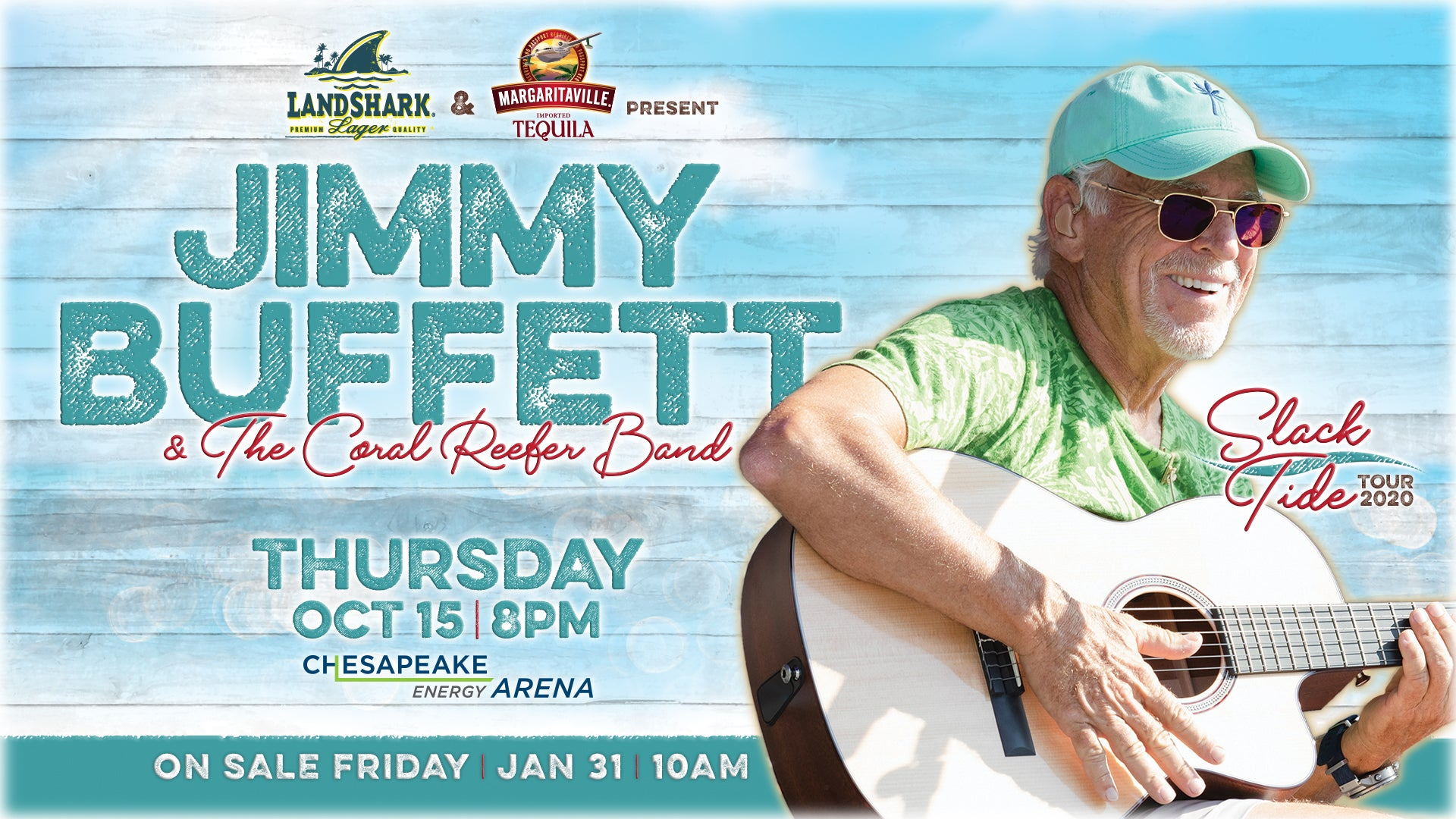 Jimmy Buffett & The Coral Reefer Band / CANCELED