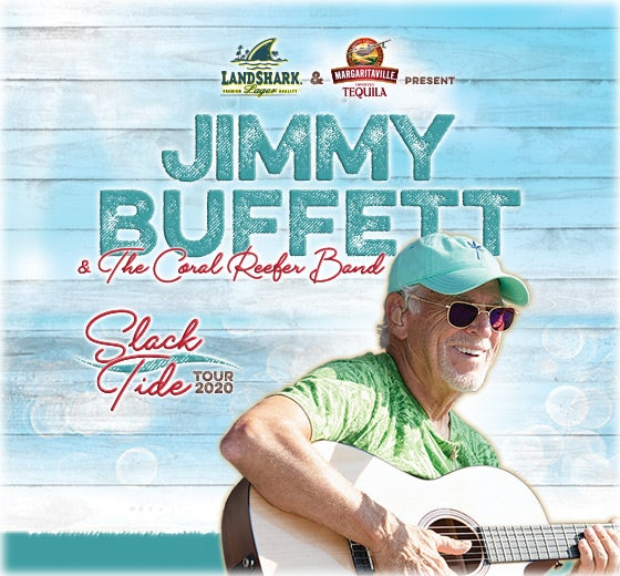 More Info for Jimmy Buffett & The Coral Reefer Band / CANCELED