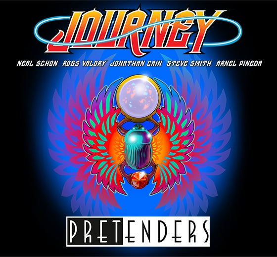 More Info for Journey / CANCELED