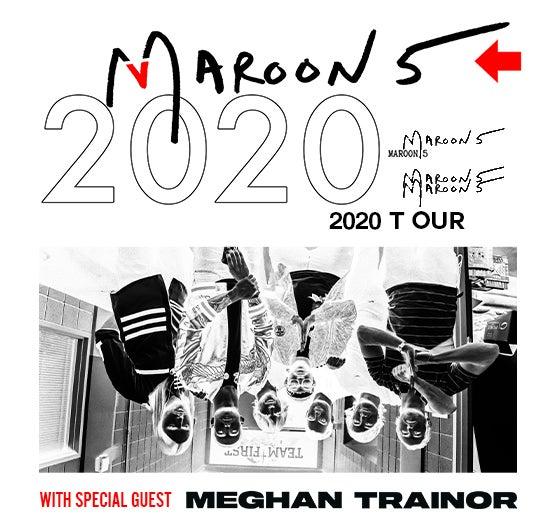 More Info for Maroon 5 / POSTPONED