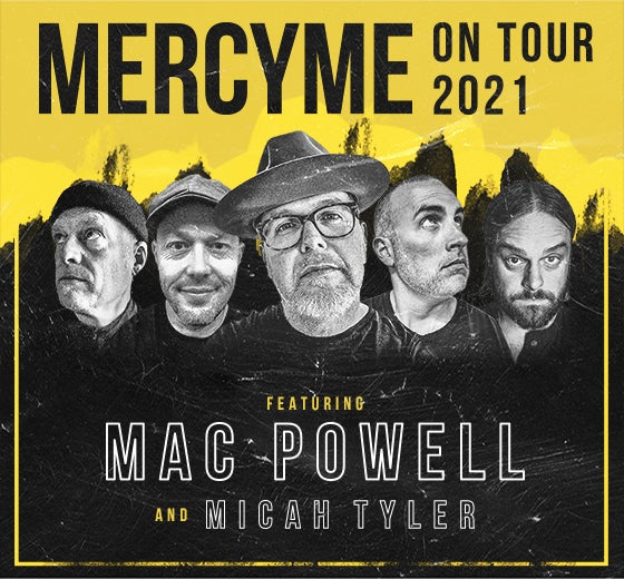 More Info for MercyMe / NEW DATE
