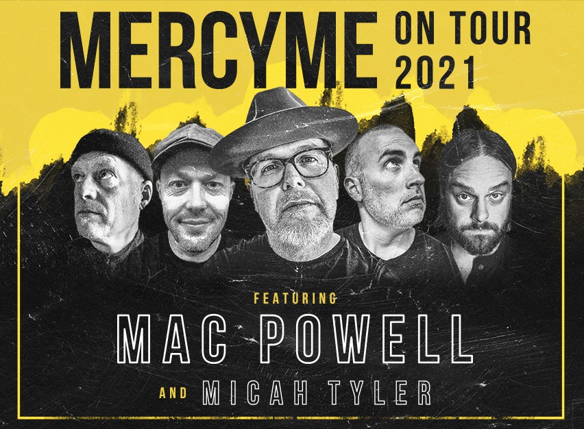 MercyMe / NEW DATE