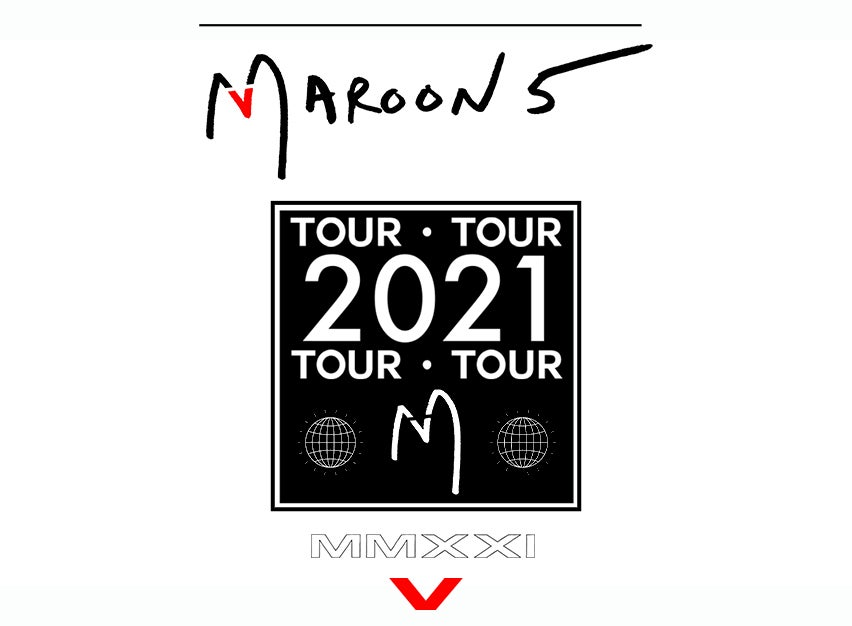 Maroon 5 / NEW DATE