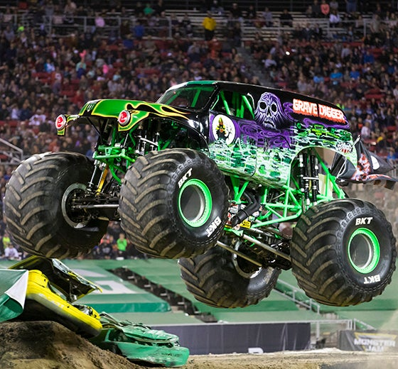 Monster Truck Show 2020.Monster Jam Chesapeake Energy Arena