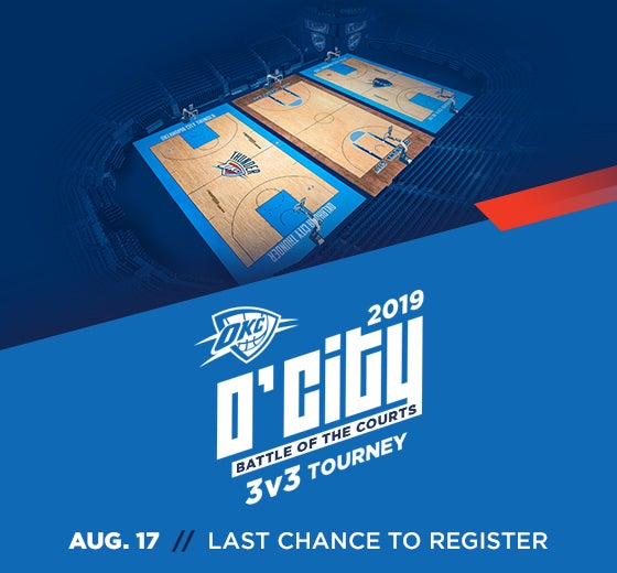 More Info for O'City: Battle of the Courts 3v3 Tournament