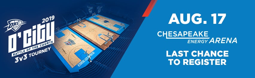 O'City: Battle of the Courts 3v3 Tournament