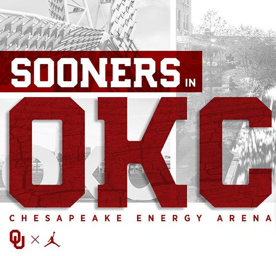 More Info for Sooners to Play Pair of Games in Oklahoma City