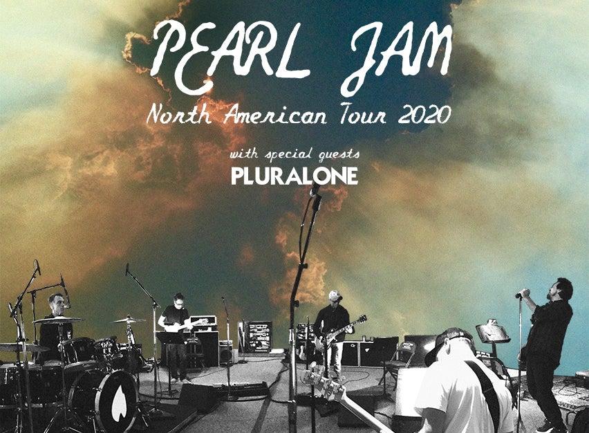 Pearl Jam / POSTPONED