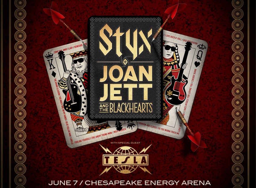 Styx and Joan Jett and the Blackhearts