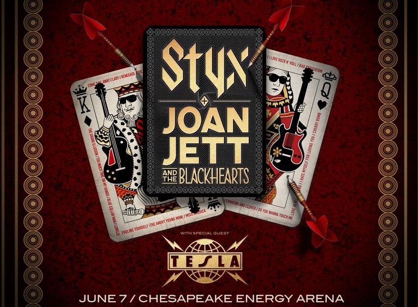 Styx and Joan Jett and the Blackhearts