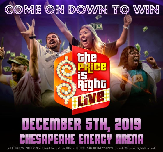 More Info for The Price is Right Live