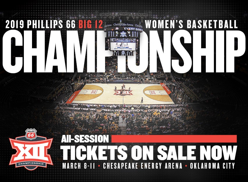 2019 Phillips 66 Big 12 Women's Basketball Championship