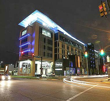 Aloft Oklahoma City Downtown Bricktown