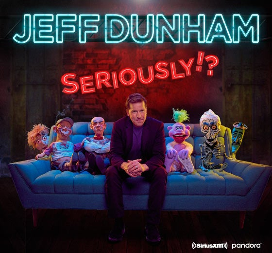 More Info for Jeff Dunham / NEW DATE