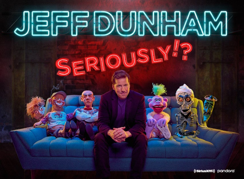 Jeff Dunham / NEW DATE