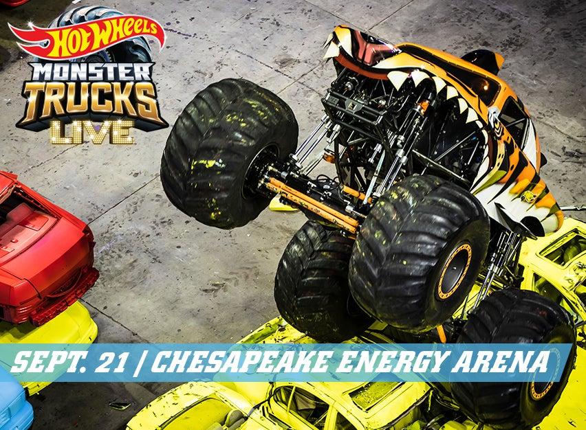 Hot Wheels™ Monster Trucks Live