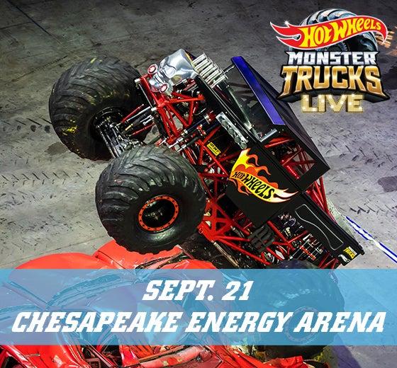 More Info for Hot Wheels™ Monster Trucks Live